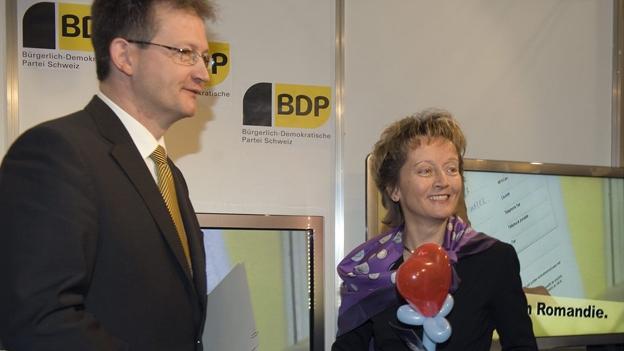 BDP jetzt auch in Basel-Stadt heimisch
