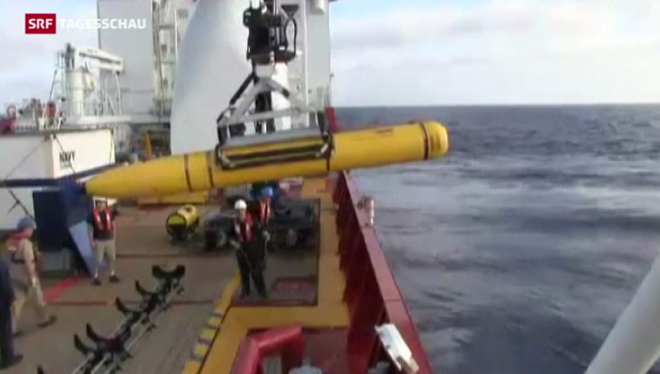 U-Boot soll MH370-Wrack finden