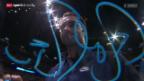 Video «Tennis: ATP Finals; Djokovic-Federer» abspielen