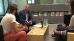Video ««Mint» an der HTW Chur: Weshalb immer mehr Hochschul-Abschlüsse? – die Diskussion» abspielen