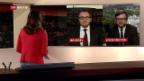 Video «Einschätzungen aus Washington und Brüssel» abspielen