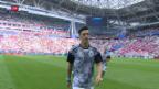 Video «Özils Rücktritt schlägt Wellen» abspielen
