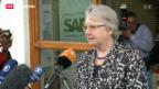 Video «Ungewisse politische Zukunft für deutsche CDU-Politikerin Annette Schavan» abspielen