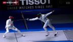 Video «WM-Bronze im Fechten» abspielen