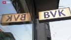 Video «Stiftungsrat überdenkt Lohnerhöhung für BVK-Chef» abspielen