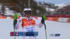 Video «Ski: Riesenslalom Männer Sotschi, 1. Lauf von Ondrej Bank (sotschi direkt, 19.2.14)» abspielen