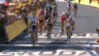 Video «Rad: Tour de France, 6. Etappe» abspielen