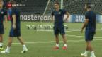 Video «Mario Gavranovic vor dem Spiel gegen YB» abspielen