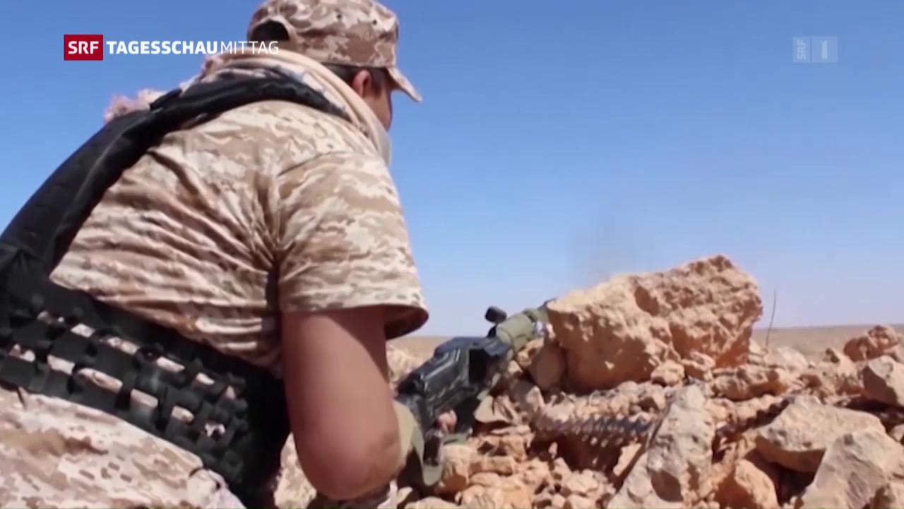 Waffen für Libyen sollen kein Tabu mehr sein