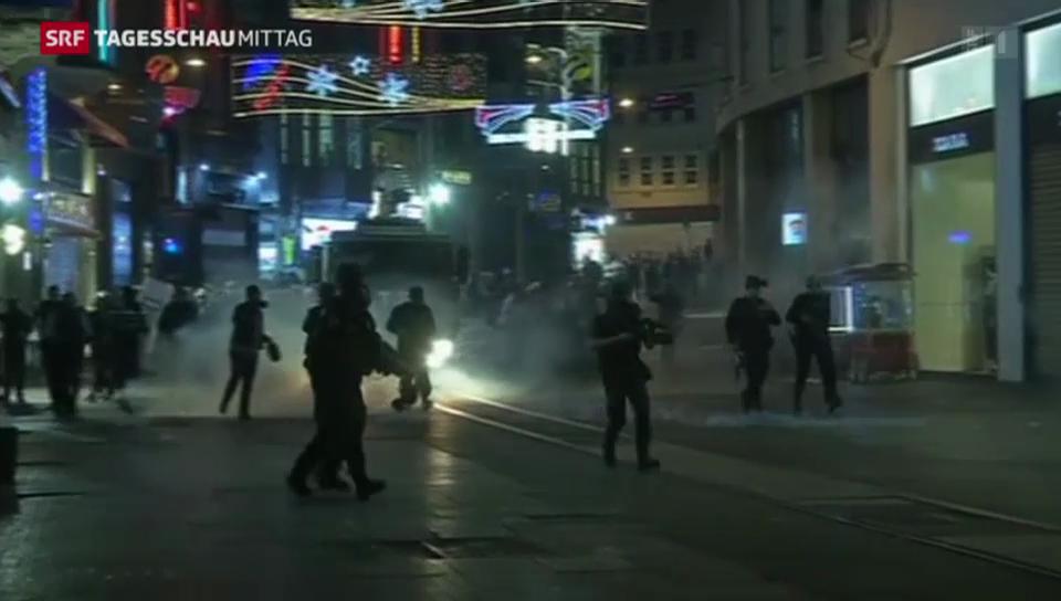 Tote bei Protesten in der Türkei