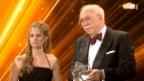 Video «Die Verleihung des Awards «Schweizer des Jahres» 2010» abspielen