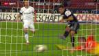 Video «Fussball: Zürich - Aarau» abspielen