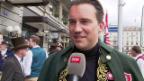 Video «Mit DJ Antoine am Sechseläuten-Umzug» abspielen