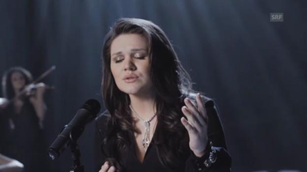 Video «Russland: Dina Garipova, «What If»» abspielen