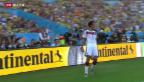 Video «Deutschland erster Halbfinalist» abspielen