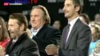"""Video «Depardieu: """"Ich liebe Russland abgöttisch""""» abspielen"""