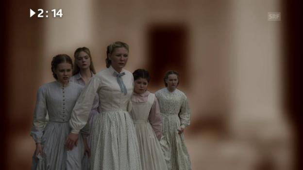 Video «Filmstart diese Woche: «The Beguiled»» abspielen