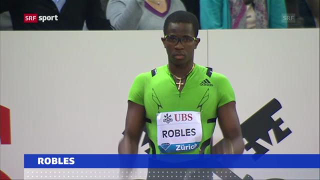 LA: Robles startet neu für Monaco («sportaktuell»)