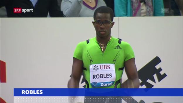 Video «LA: Robles startet neu für Monaco («sportaktuell»)» abspielen