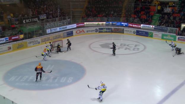 Video «Ambri verliert auch Spiel 3 des Playout-Finals» abspielen