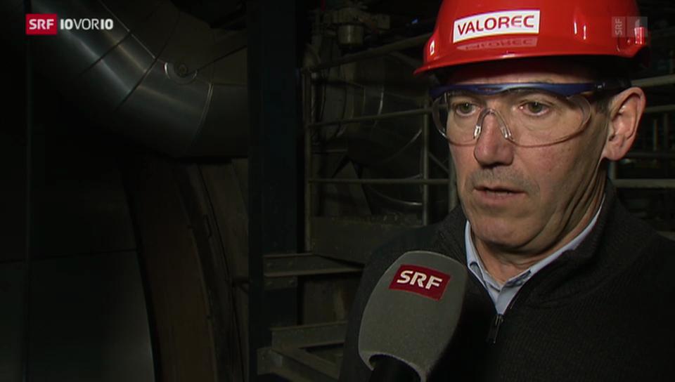 Valorec will Chemikalien aus Syrien entsorgen