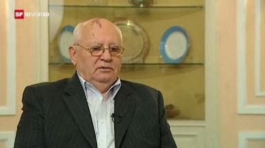 Exklusives Interview mit Michail Gorbatschow
