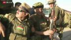 Video «IS-Terror: Diskussion um Waffenlieferungen» abspielen
