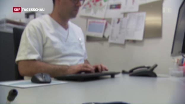 Video «Das Sponsoring der Pharmabranche» abspielen
