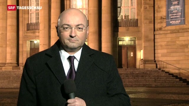 SRF-Korrespondent Pascal Kraus