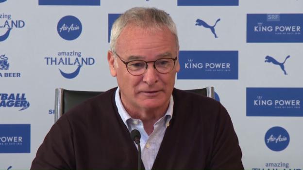 Video ««Dilly ding, dilly dong!» Ranieri spricht erstmals über Titelgewinn» abspielen