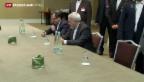 Video «Iran bleibt hart im Atomstreit» abspielen