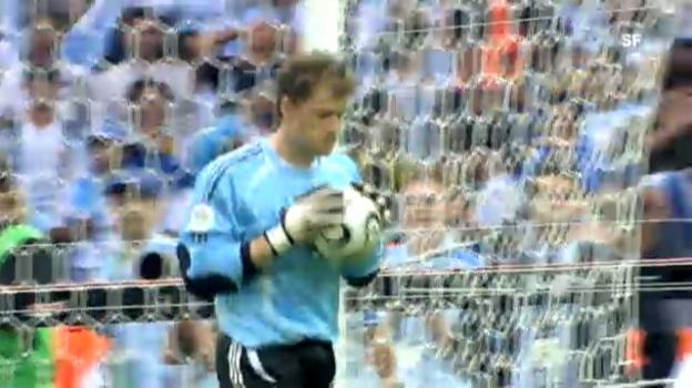 Video «WM 2006: Viertelfinal Deutschland-Argentinien» abspielen