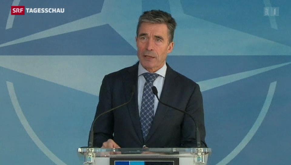 Vermittlungsbemühungen der Nato