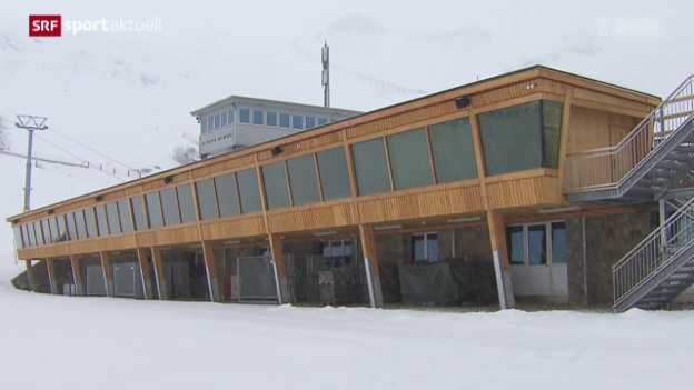 Video «St. Moritz ein Jahr vor der Ski-WM» abspielen