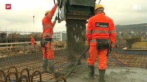 Video «Bauen und Wohnen: Beton (3/8)» abspielen