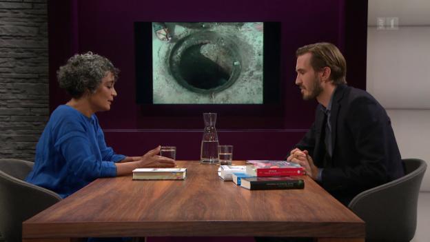 Video «Arundhati Roy: Indiens Kämpferin für die Unterdrückten» abspielen