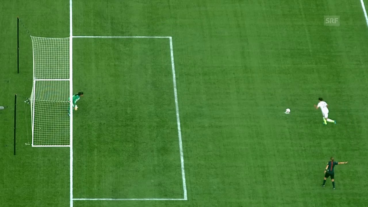 Fussball: Frauen-WM, die Tore von Carli Lloyd