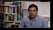 Video «Thomas Piketty über die Entwicklung der Weltwirtschaft» abspielen