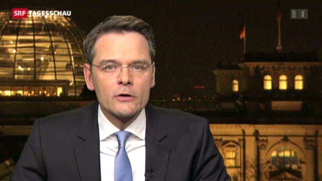 SRF-Korrespondet Stefan Reinhart zur Plagiats-Affäre.
