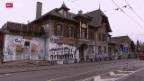 Video «Neuer Streit nach Krawallen in Reitschule» abspielen