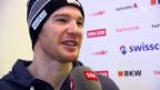 Video «Ambitionierter Dario Cologna in Lahti angekommen» abspielen