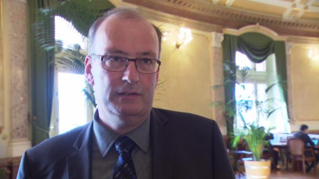 Video «Markus Ritter: «Wir brauchen keine Lobbyisten»» abspielen