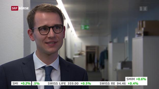 Video «SRF Börse vom 17.05.2018» abspielen
