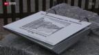 Video «Gedenkstein für Internierten-Straflager» abspielen