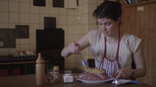 Margrits Alpenküche: Schweinebraten