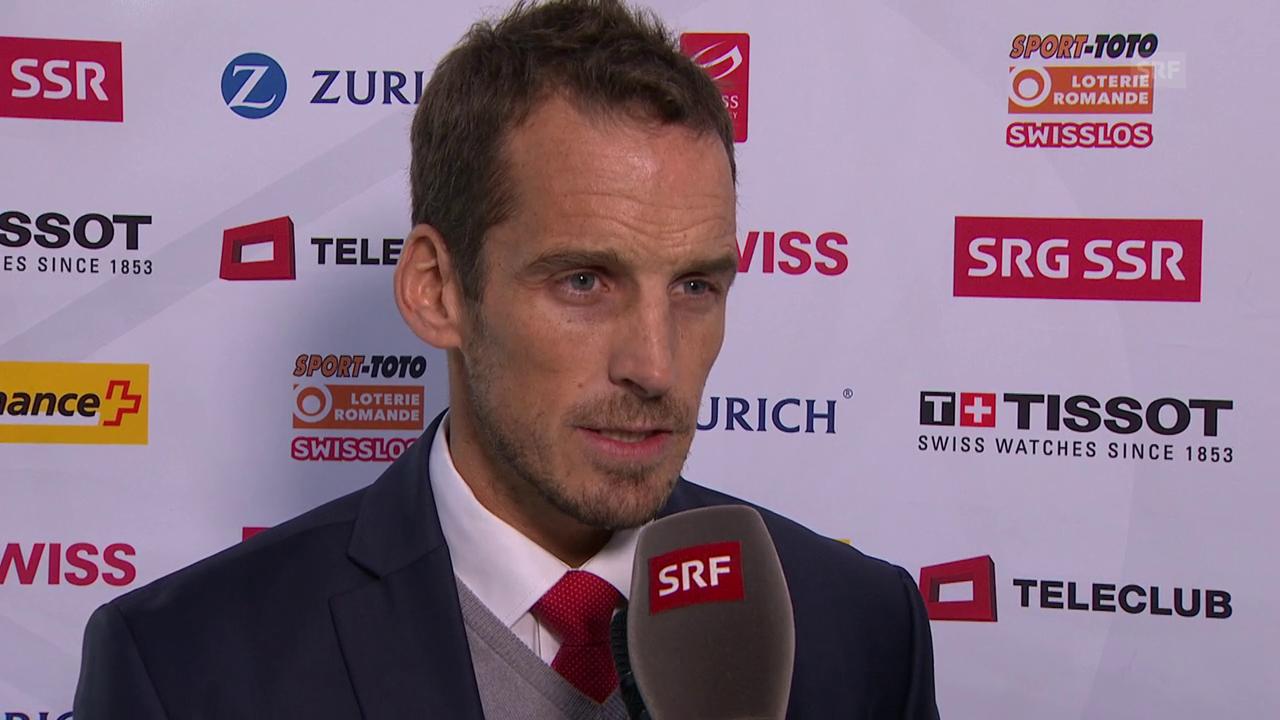 Fischer: «Ein sehr starker Match von Praplan»