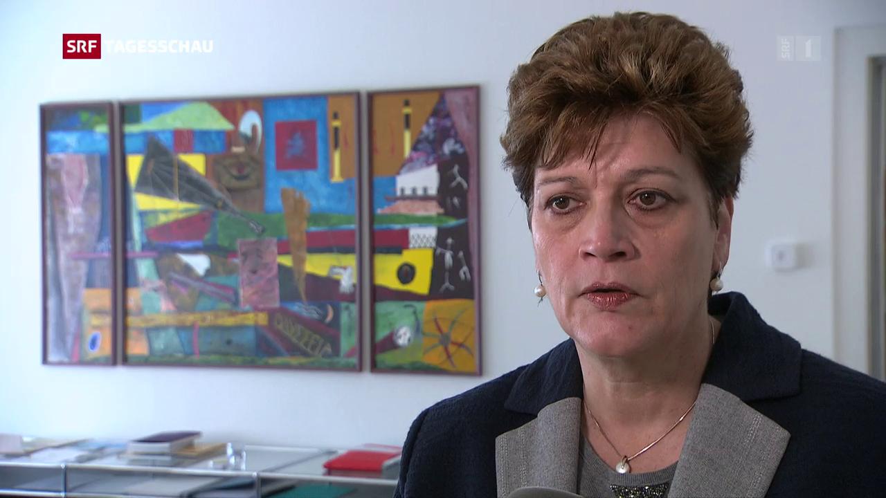 Schulvorsteherin Silvia Steiner nimmt zum Fall Jegge Stellung
