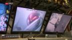 Video «Staumauer Punt dal Gall wird saniert» abspielen