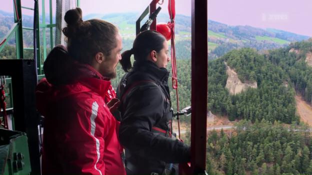 Video «Jasmins Höhenangst» abspielen
