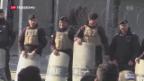 Video «Demonstration in Bagdad gewaltsam aufgelöst» abspielen